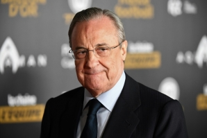 Florentino Perez, chairman of the new European Super League