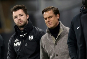 Scott Parker is willing to stay and steer Fulham back to the Premier League