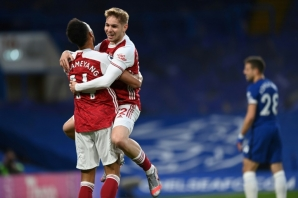 Arsenal midfielder Emile Smith Rowe scored the winner at Chelsea
