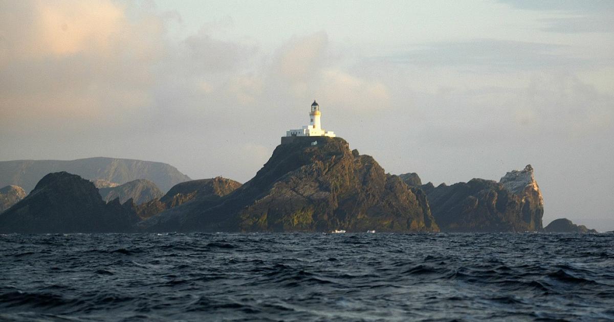 Weaning Off Oil Scottish Islands Eye Renewable Future Enca