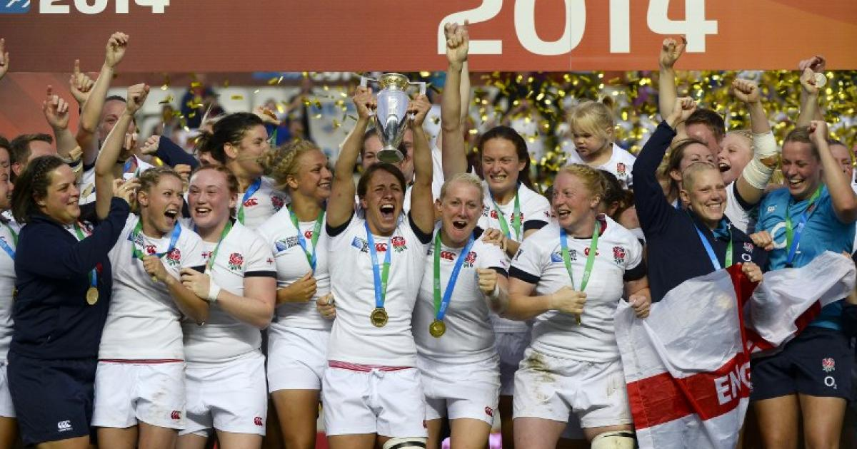 Red Roses Crowned Women S Rugby World Cup Champions Enca