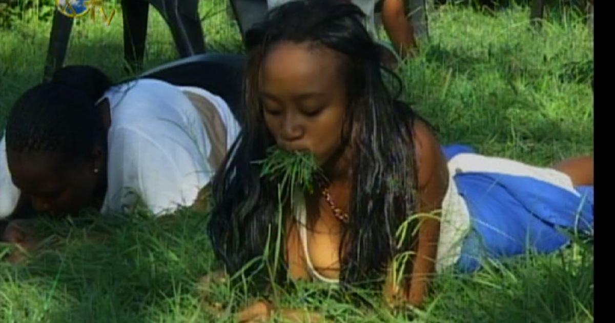 Self-proclaimed prophet has followers eating grass | eNCA