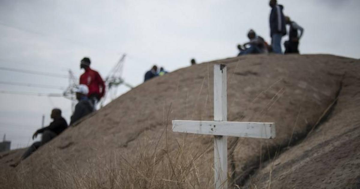 Sewe jaar na Marikana het die lewens van mynwerkers nie verander nie: Amcu - eNCA