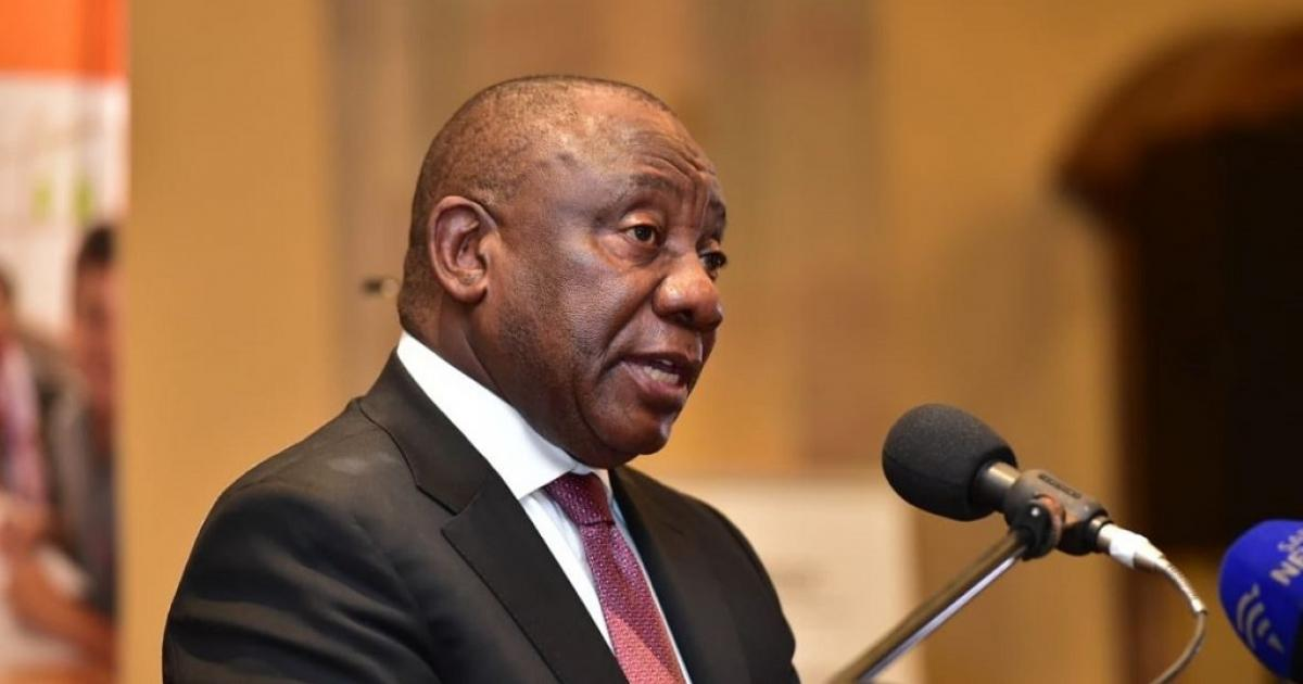 Ramaphosa would support a new VBS