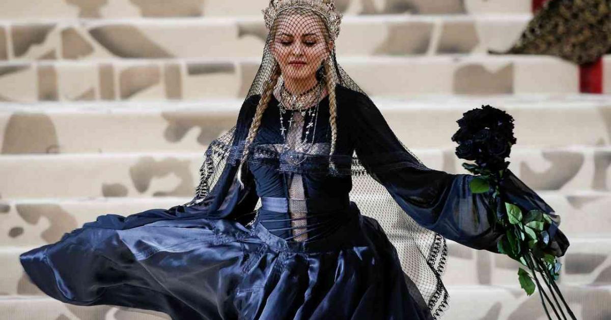 Madonna still shocks at 60