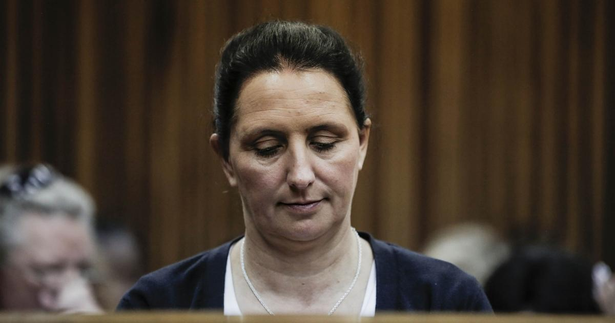 Convicted racist Vicki Momberg in hiding - eNCA
