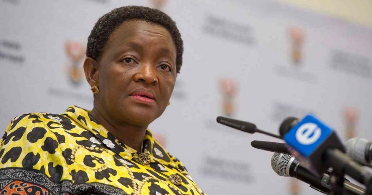 Dlamini reik 'n verswakte bedreiging vir die ANC - eNCA uit