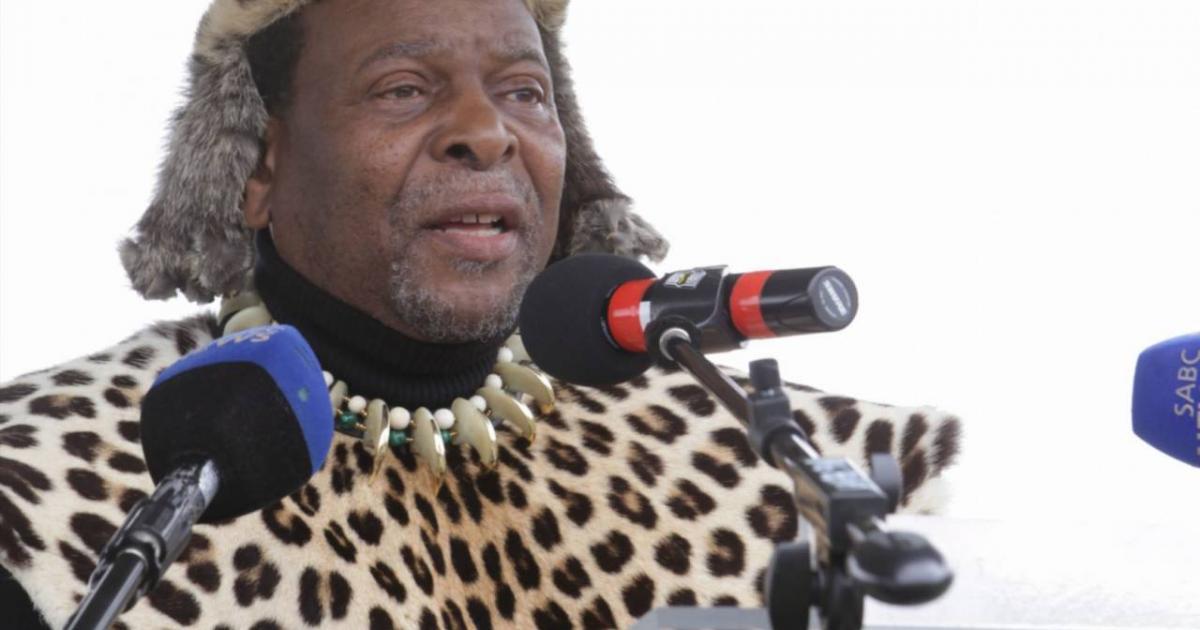 Koning Zwelithini: Ons sal ons op land verdedig - eNCA