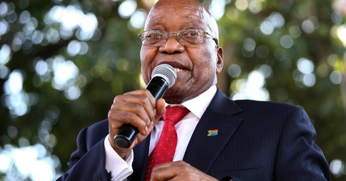 What happened to Zuma's record deal?
