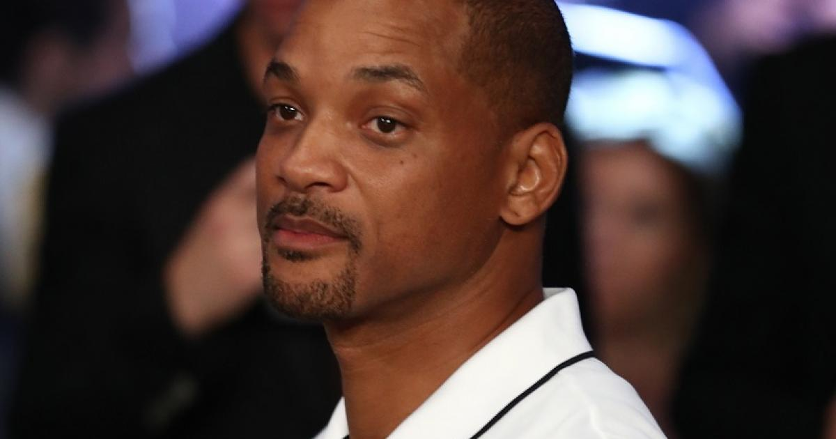 WATCH: Will Smith says...