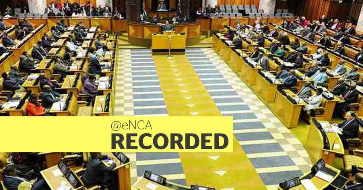 KYK: Ramaphosa belê dringende vergadering oor geslagsgebaseerde geweld - eNCA
