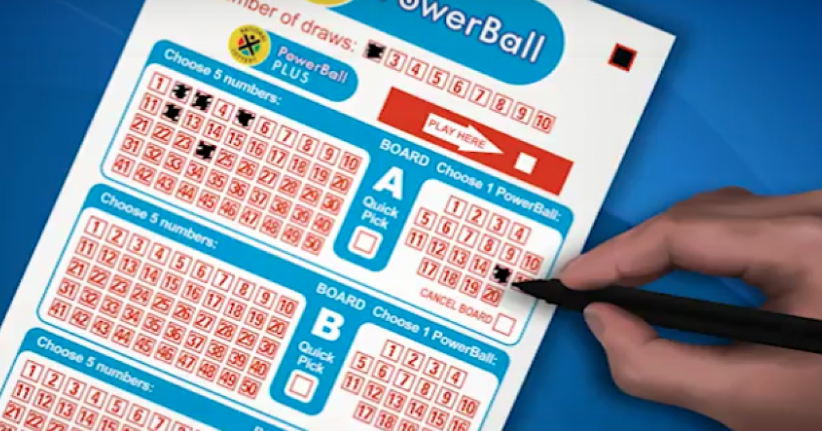 How To Buy Powerball