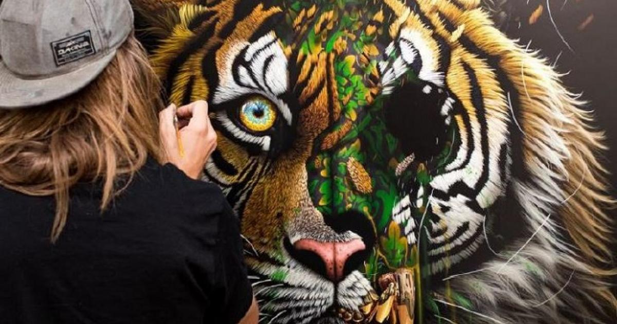 SA street artist makes global impact on conservation