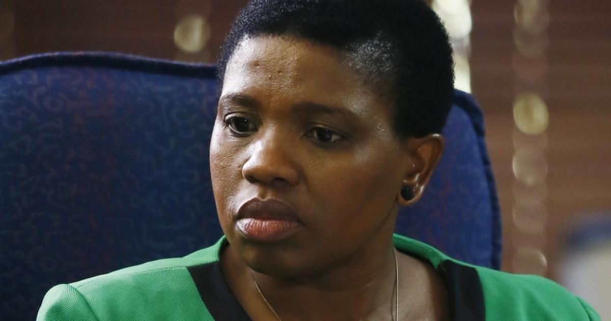 Jiba gaan hof toe oor Mokgoro-verslag - eNCA