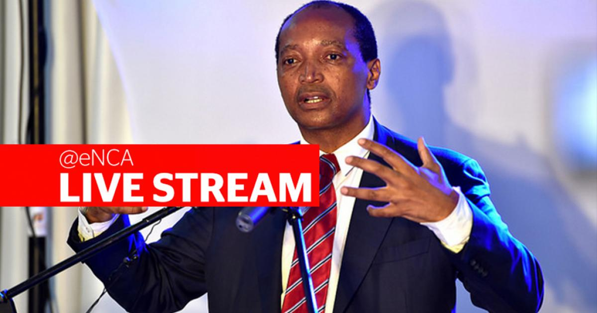 LIVESTREAM: Sundowns boss Patrice Motsepe briefs media - eNCA