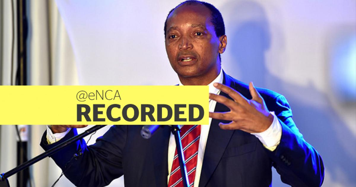 WATCH: Sundowns boss Patrice Motsepe briefs media - eNCA