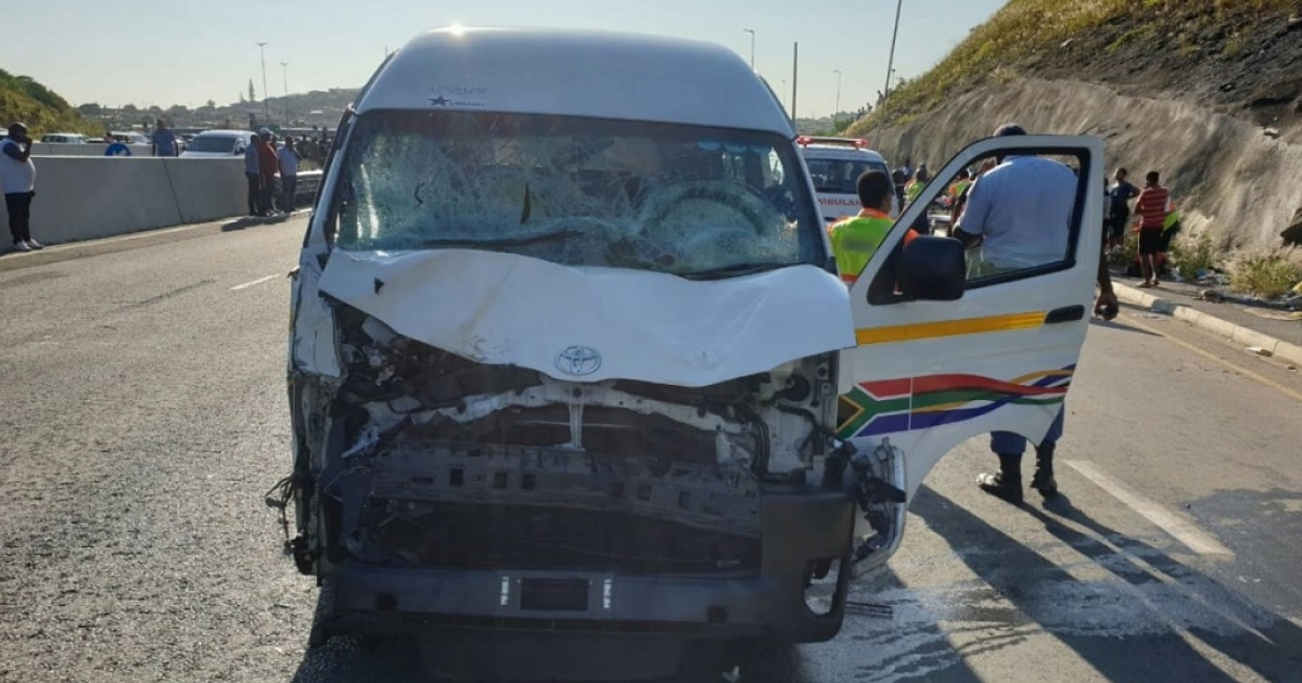 Taxis not to blame for most road deaths: Gauteng Transport MEC - eNCA