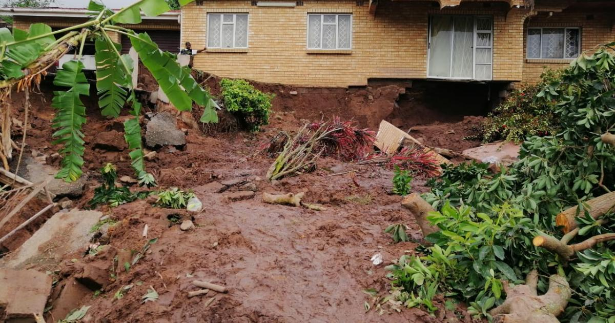 Durban at risk of severe flooding by 2050