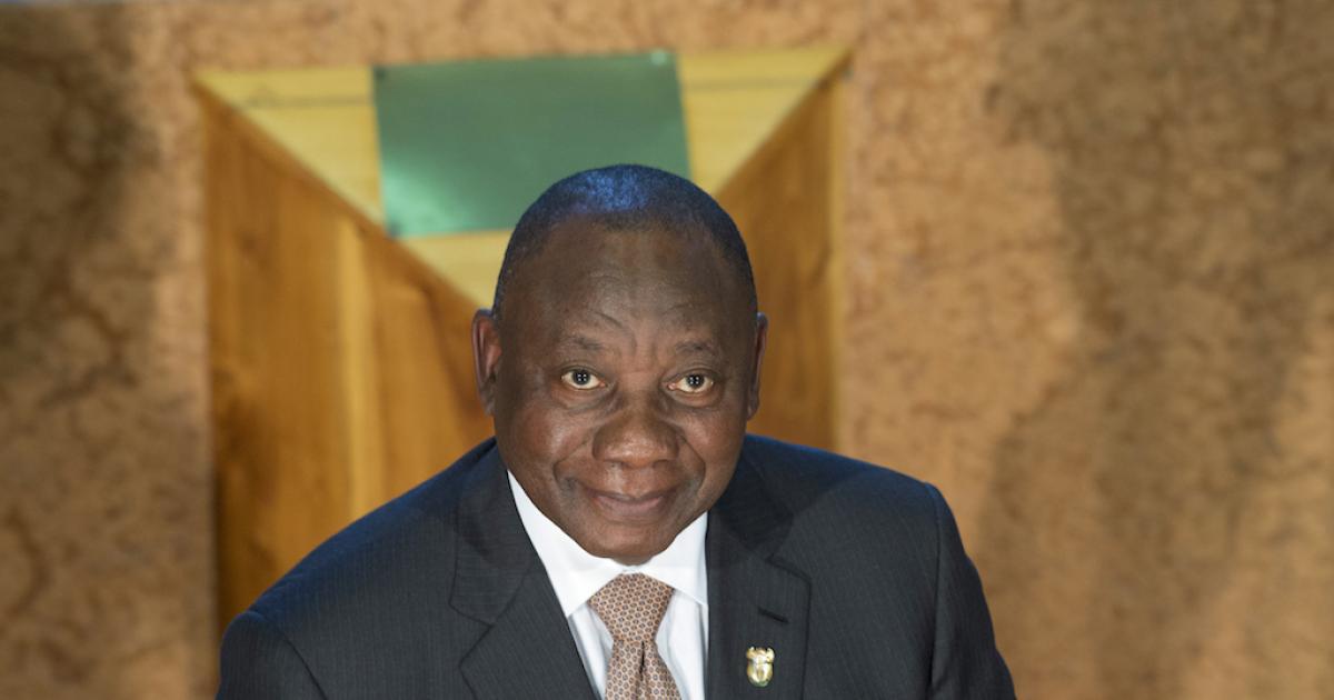 All eyes on Ramaphosa's next Cabinet