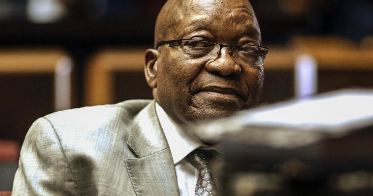 WATCH: Zuma threatens to dish the dirt