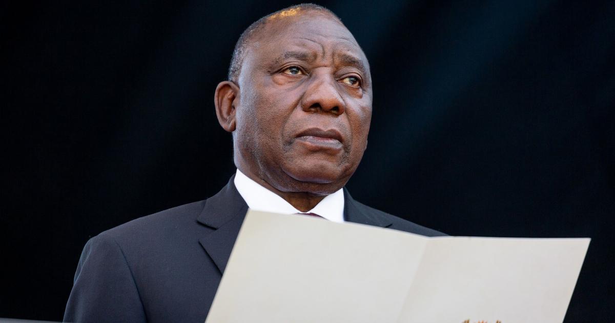 Key quotes from Ramaphosa's inauguration speech