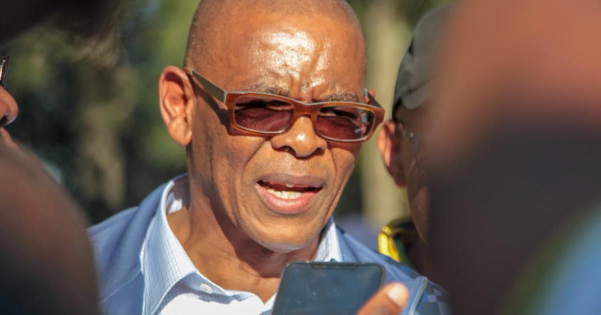 Magashule: geweld in Gauteng nie xenofobie nie - eNCA