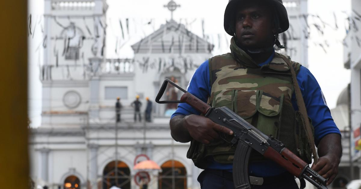 Sri Lanka bombings - All suspects arrested or dead