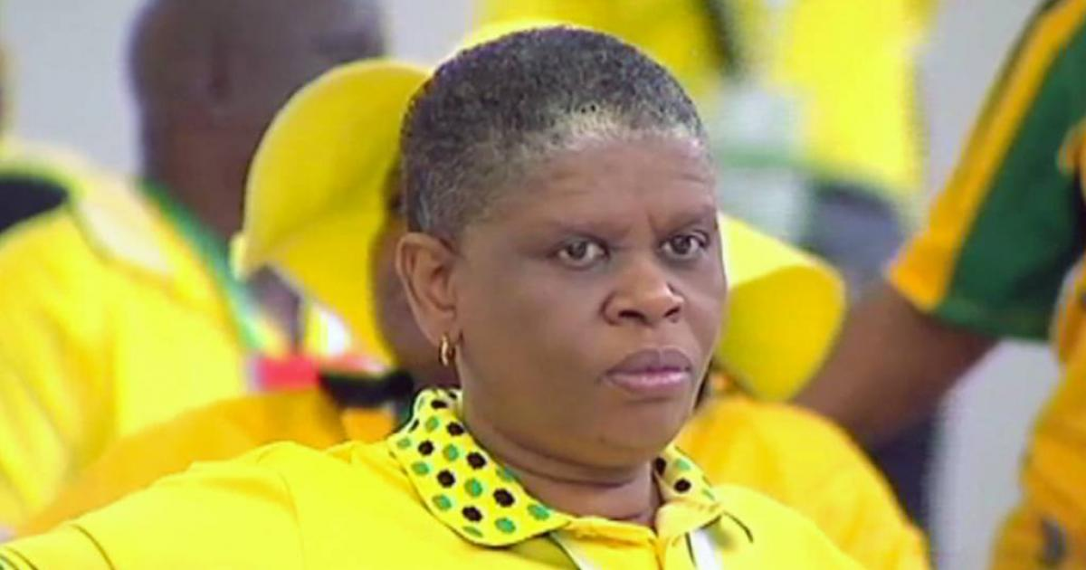 Magashule: Zandile Gumede issue left to KZN leadership