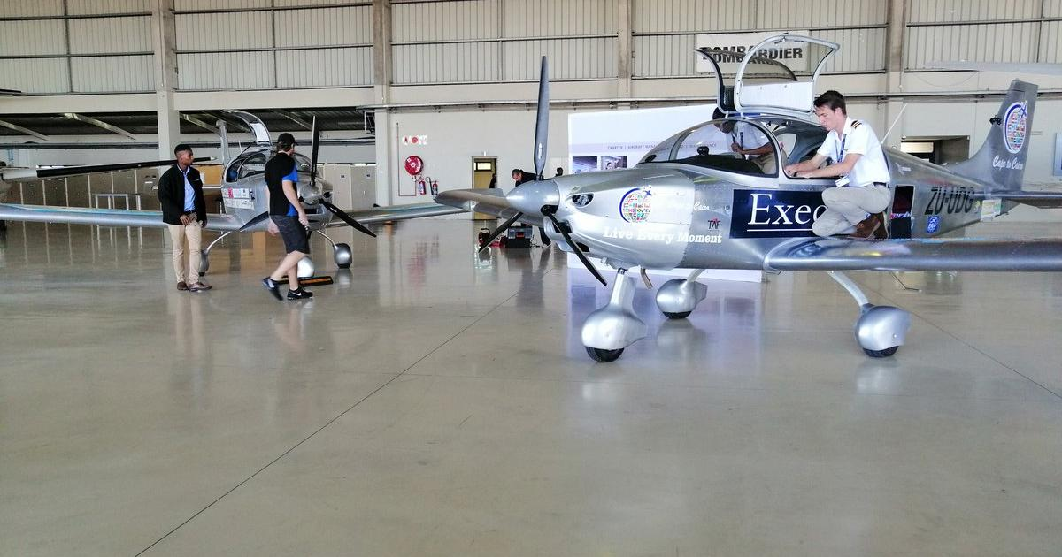 From Cape to Cairo: SA teens fly plane across Africa