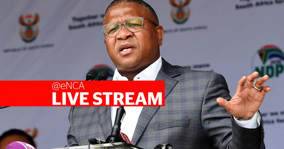 LIVESTREAM: Mbalula in Limpopo following deadly crash