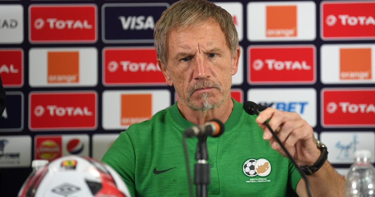 Baxter out to cause 39 national disaster 39 for egypt enca for Cairo baxter