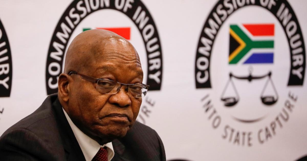 VBS-likwidateurs skiet vir Zuma - eNCA