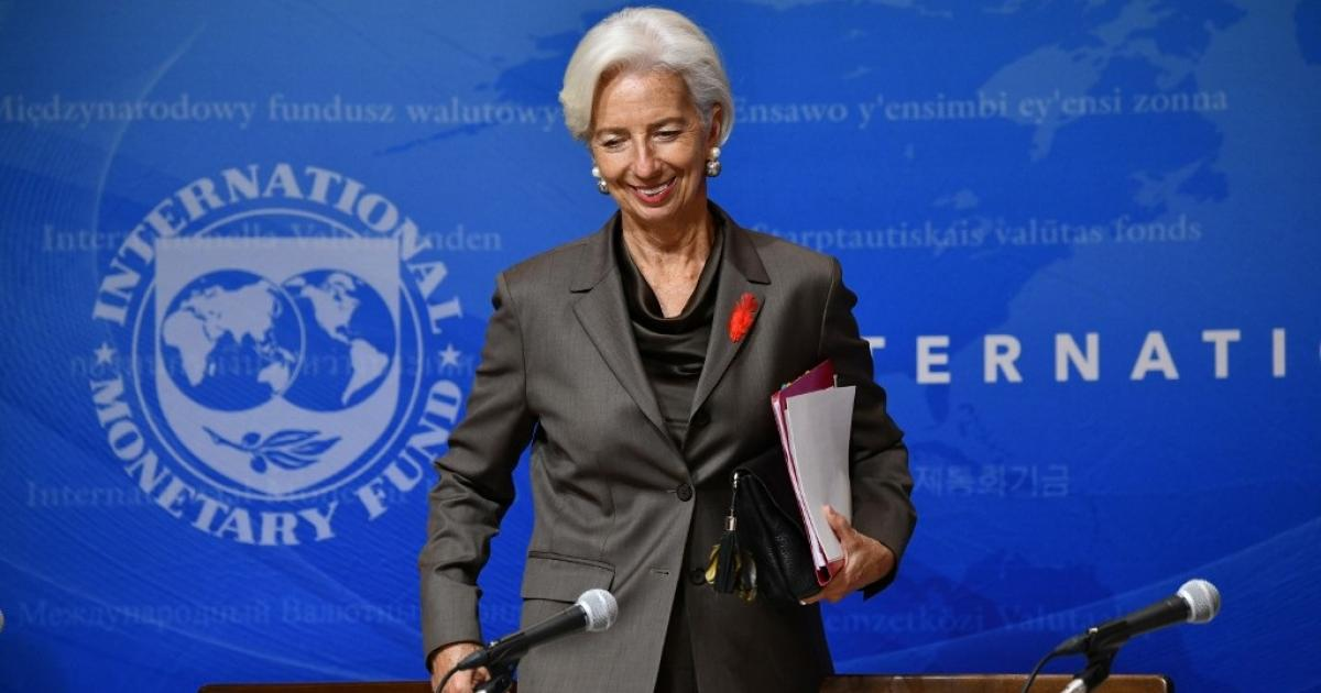 IMF's Lagarde nominated to lead European Central Bank | eNCA