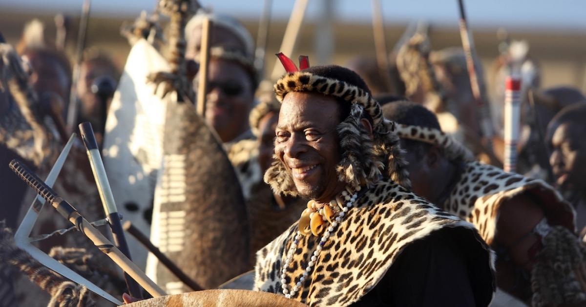Die Zoeloe-koning belowe Ingonyama-geveg - eNCA