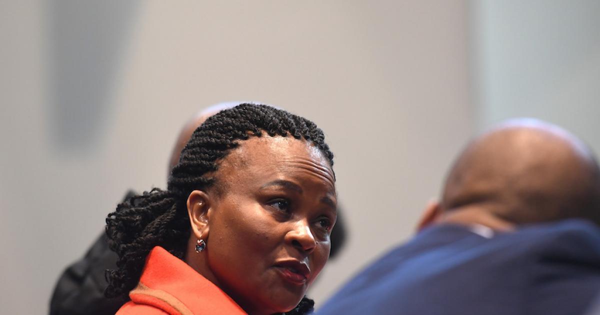 Die DA het gewaarsku om van Mkhwebane ontslae te raak sal nie 'n maklike taak wees nie - eNCA