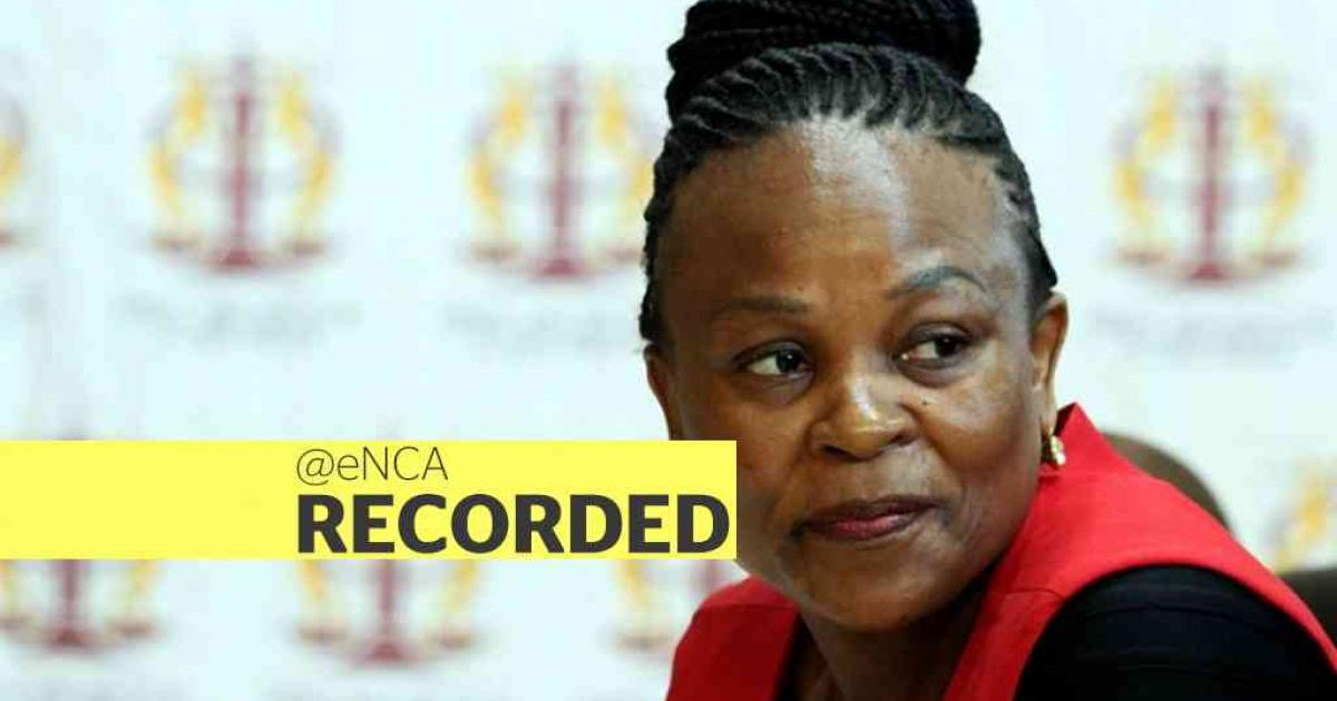 WATCH: Public Protector to release reports - eNCA
