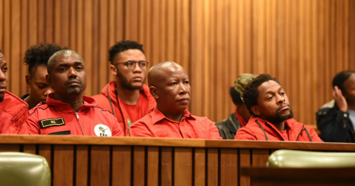 EFF wins case against Sanef - eNCA