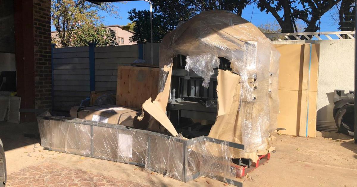 WATCH: Drug bust in Randburg house | eNCA