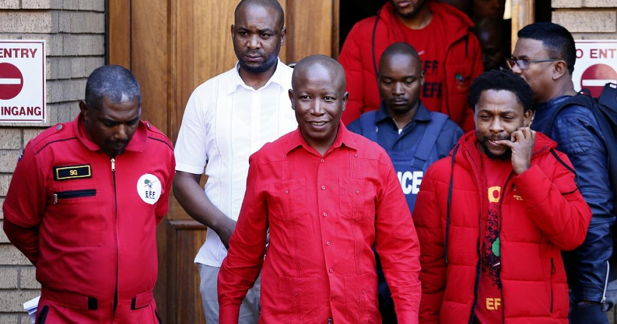 Malema, Ndlozi to appear in court - eNCA