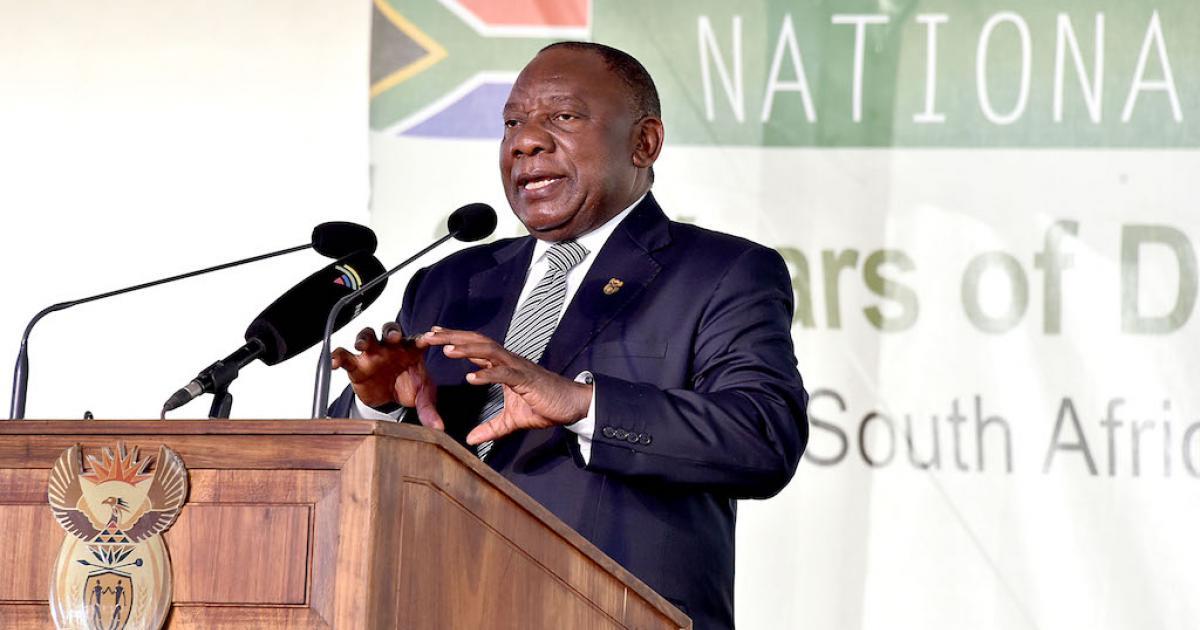 ANC KZN gooi gewig agter Ramaphosa - eNCA