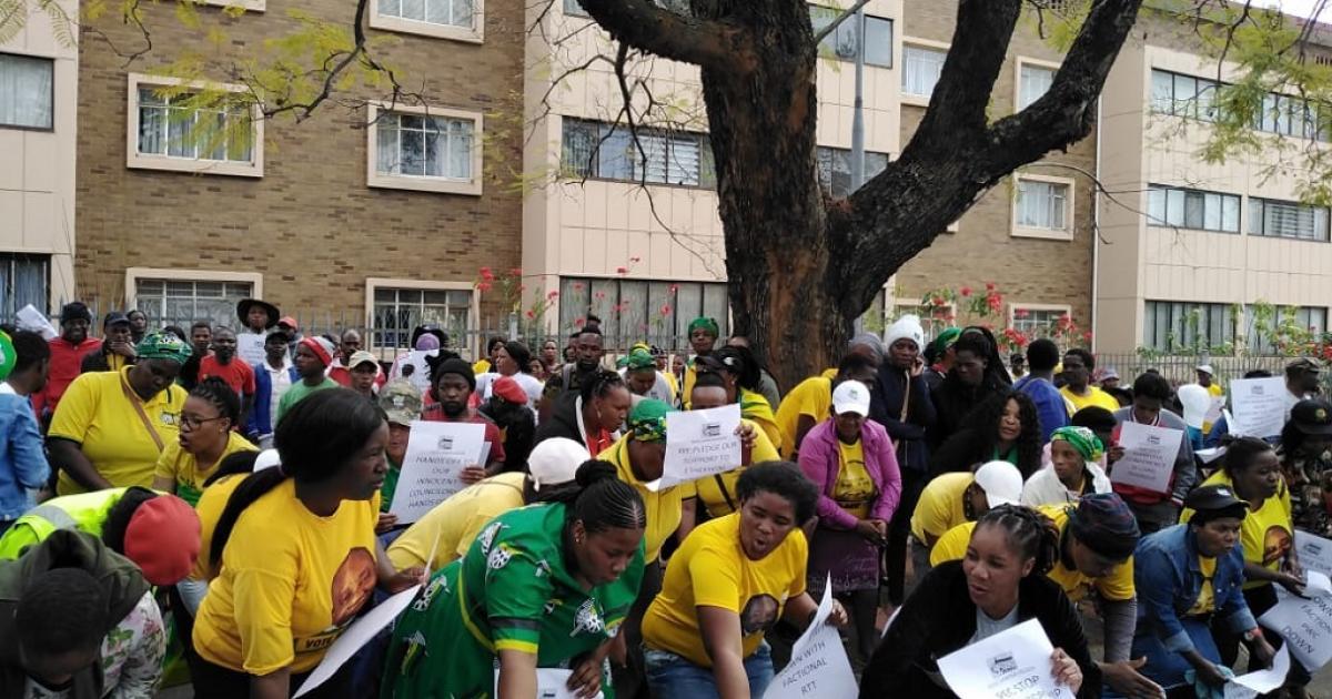 ANC Moses Mabhida-takke wil die plaaslike taakspan ontbind - eNCA