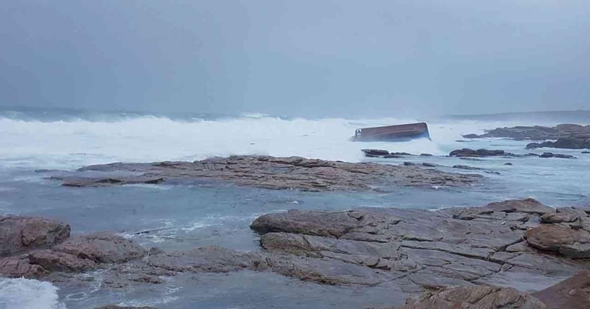 U kan in diep water sit om te sweer by die strande in Kaapstad - eNCA