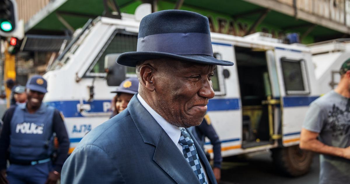 Cele om terugvoering te kry oor die implementering van die SANW in Kaapstad - eNCA