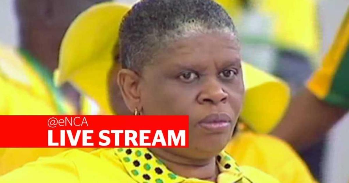 LIVESTREAM: ANC KZN kondig resolusie aan oor eThekwini-burgemeester - eNCA