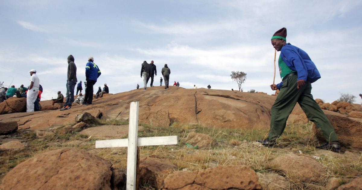 KYK: Die lewe in Marikana was nog nooit dieselfde nie - eNCA