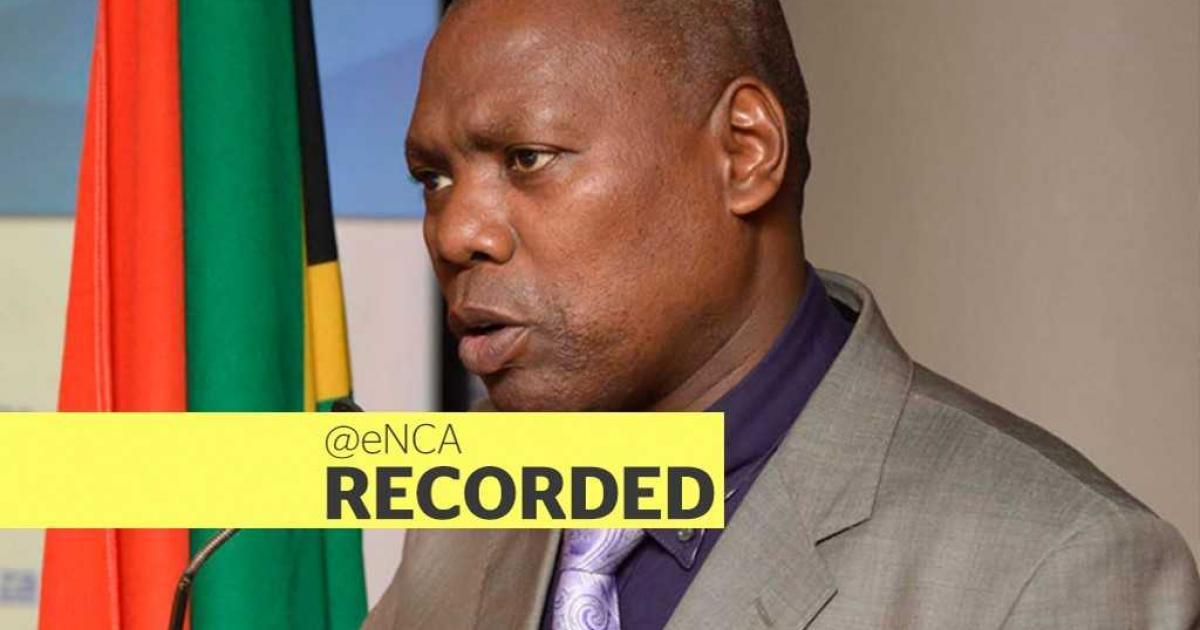 WATCH: Mkhize briefing on alert level 3 - eNCA