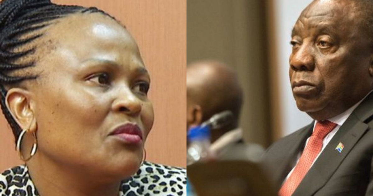 Ramaphosa CR17-e-posse is uitgelek - eNCA