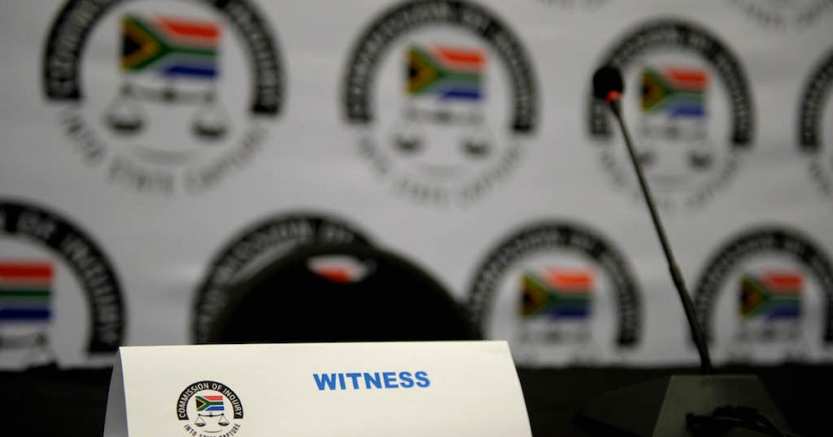 Die spaarvarkie van misdaadintelligensie word by die Zondo-kommissie - eNCA, uiteengesit