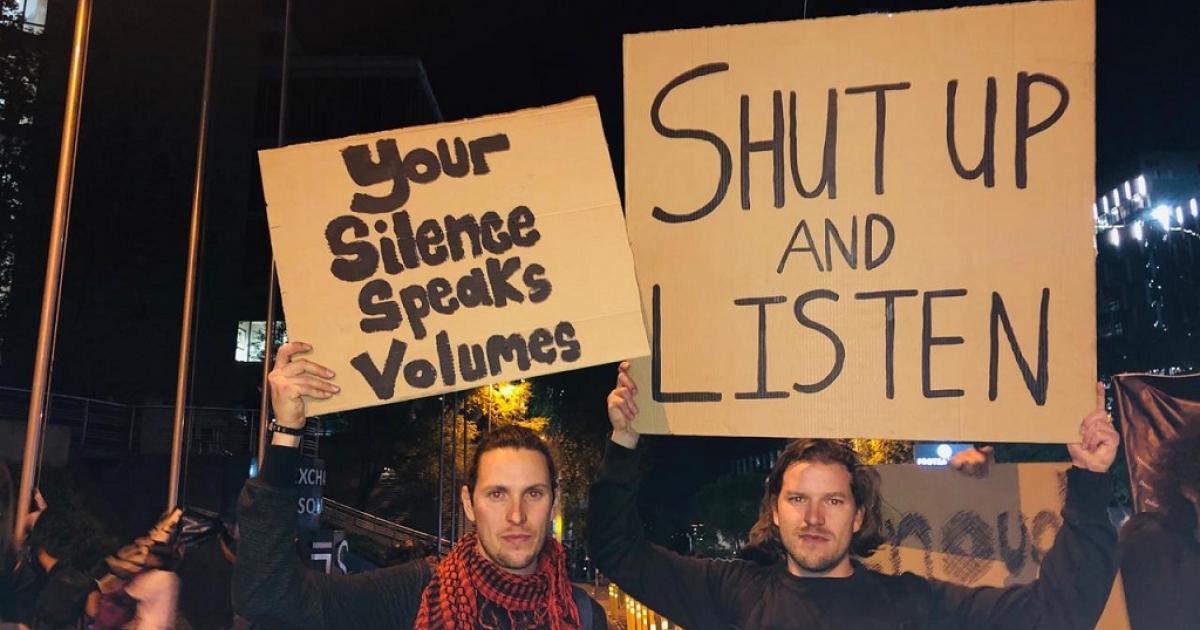 #SandtonShutdown: Aktiviste beloof meer betogings - eNCA