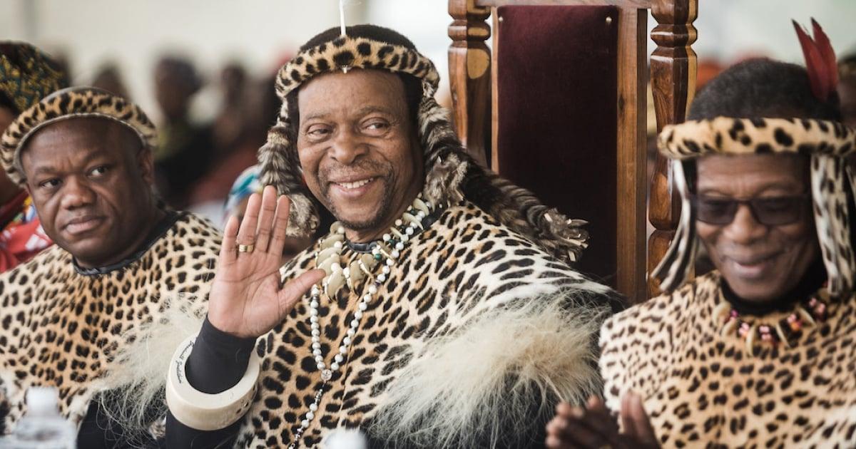 King Zwelithini doen 'n beroep op die insluiting van tradisionele leiers - eNCA